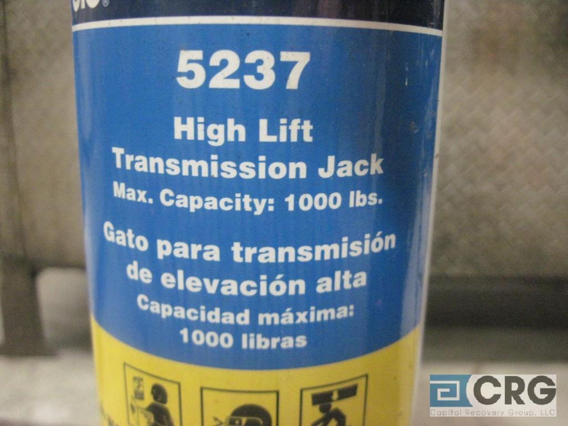 OTC 5237 transmission jack, 1,000 lb. cap. - Image 2 of 2