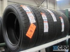 Lot of (5) Multi Mile tires, 255/16R17 (NEW)