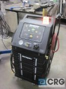 Motor Vac Trans Tech IV+ transmission flushing system (mobile), s/n 411
