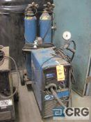 Miller 251 Mig welder (mobile) - NO TANK - s/n LEO97878