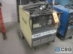 Hobart R 300 S mega arc welder (mobile), s/n 87967
