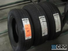 Lot of (3) Solar 225/65 R16 100T tires (NEW)