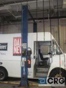Rotary SPO 12-910 2 post hydraulic lift, 12,000 lb. cap., s/n 99A0001