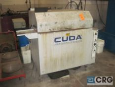 CudaSJ15 aqueous parts washer (mobile