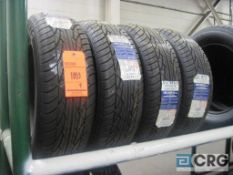 Lot of (4) sUMIC TIRES, 195/65r15 (NEW)