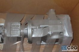 Sew Eurodrive gear drive, 1700 RPM, s/n DRS71S4 - Location: Finished Warehouse