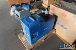 Nordson Pro Blue 10 gluer, s/n ES17F03281 (never installed) - Location: Finished Warehouse