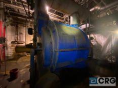 2012 Nash CL9002, 9,000 CFM vacuum pump, SN: 652920, (Location: Under PM1-wall)