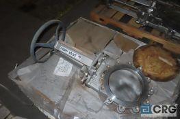 "Fabri-Valve gate valve, 10"", manual - Location: Finished Warehouse"