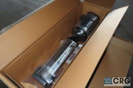Grundfos A96083954P113230761 verticle pump, 316 stainless, 5 hp, 60 gpm. s/n 761 - Location: