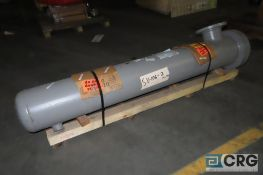 Bell & Gossett heat exchanger, tube in shell - Location: Finished Warehouse