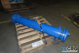 Flowtech heat exchanger, tube in shell - Location: Finished Warehouse