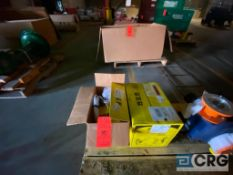 Lot of (2) Milton Roy metering pumps(Location: Finished Warehouse)