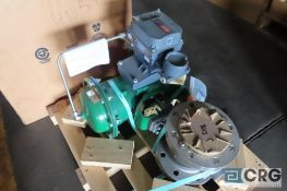 """2017 Fisher V150 6"""" ball valve with model 2052 actuator and FieldVue model DVC6200 digital"""