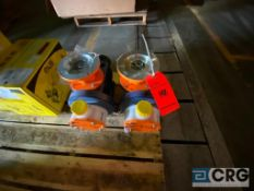 Lot of (2) Sigma metering pumps(Location: Finished Warehouse)