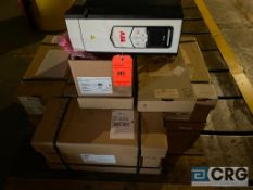 Lot of (6) ABB VFD(s)(Location: Finished Warehouse)