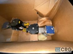 """Lot of (2) Tri Torq 3"""" stainless steel pneumatic valves(Location: Finished Warehouse)"""