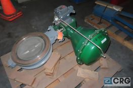 """Fisher 1052-DV6020 valve, type 8532, 16"""" valve, s/n F000272474 - Location: Finished Warehouse"""