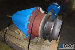 PB10H Centrifugal pump, (appears to have been rebuilt and not installed) -Location: Finished
