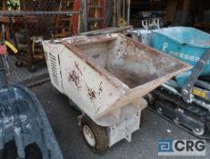 Miller MB-11 gas powered dumper, scoot-crete (Shop 1)