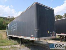 1999 Manac dry van trailer, 45 ft., VIN #2M5921378X1057561, Trailer #42, (Lower Wood Yard)