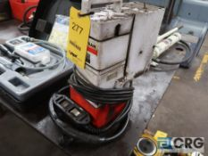 Power Team hydraulic power unit (Basement Main Shop)