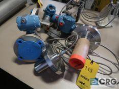Lot of (4) Rosemount atmosphere sensor transmitters (Loading Area)