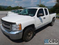 2011 Chevrolet 1500 Silverado pickup truck