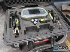Fixtur Laser Vibra Align aligning tool, s/n 15431 (Basement Main Shop)