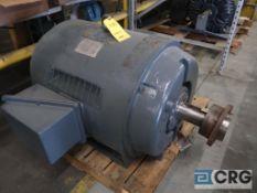 Siemans 350 HP induction motor, 2300/4000V, 3 Ph., 1118 RPM, Frame 507U (Loading Area)