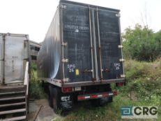 1992 Manac dry van trailer, 45 ft., VIN #1H2V04520NB048902, Trailer #26 (Lower Wood Yard)