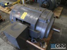 Reliance 400 HP motor, 2300/4000V, 3 Ph., 1186 RPM, Frame 5008Z (Loading Area)