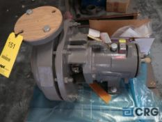 Durco Poly-Chem size 4, P 4 x 3 10 CL pump, s/n 1164211 (Loading Area)