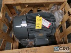 Westinghouse 40 HP motor, 230/400V, 3 Ph., 180 RPM, Frame 324T (Loading Area)