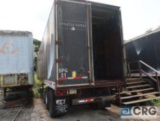 Dry Van Trailer, 45 ft., VIN #1H2V04529LB043601, Trailer #21 (Lower Wood Yard)