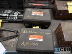 Lot of (2) SPX hydraulic gear pullers, 8 ton cap. (Basement Main Shop)