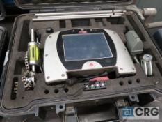 Fixtur Laser Vibra Align aligning tool, s/n 74297 (Basement Main Shop)