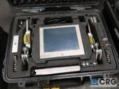 Fixtur Laser Vibra Align aligning tool, s/n 93162 (Basement Main Shop)