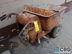 Prime Mover gas powered wheel barrow (Shop 1)
