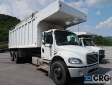 2004 Freightliner dump truck, Unit #94 (Upper Wood Yard)