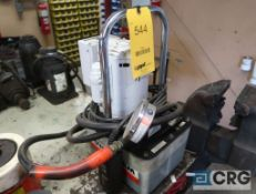 Power Team B hydraulic power unit, 10,000 psi/700 bar, s/n 1208AN2435 (Maintenance Shop)