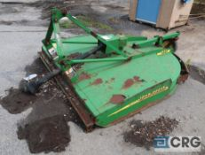 John Deere Brush Mower, 72 in. 3-point rotary brush mower, 540PTO, s/n 215069 (Upper Wood Yard)