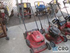 Lot of (2) Toro gas powered lawn mowers (Shop 1)