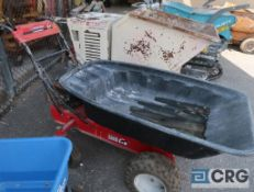 Troy Bilt Power Horse gas powered wheel barrow (Shop 1)