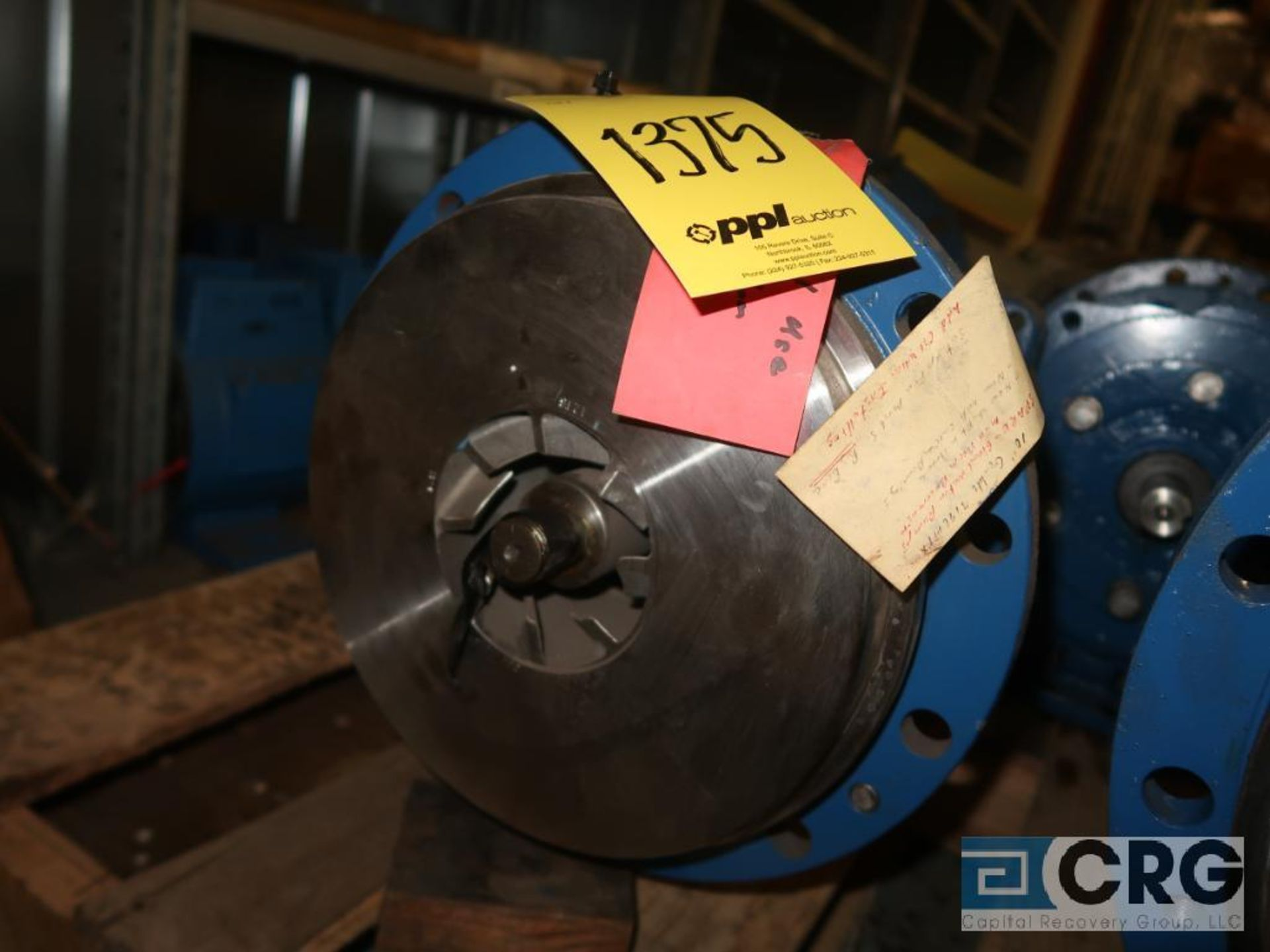 Lot of (3) Goulds 3196 MTX 10 in. pumps (Basement Stores) - Image 3 of 3