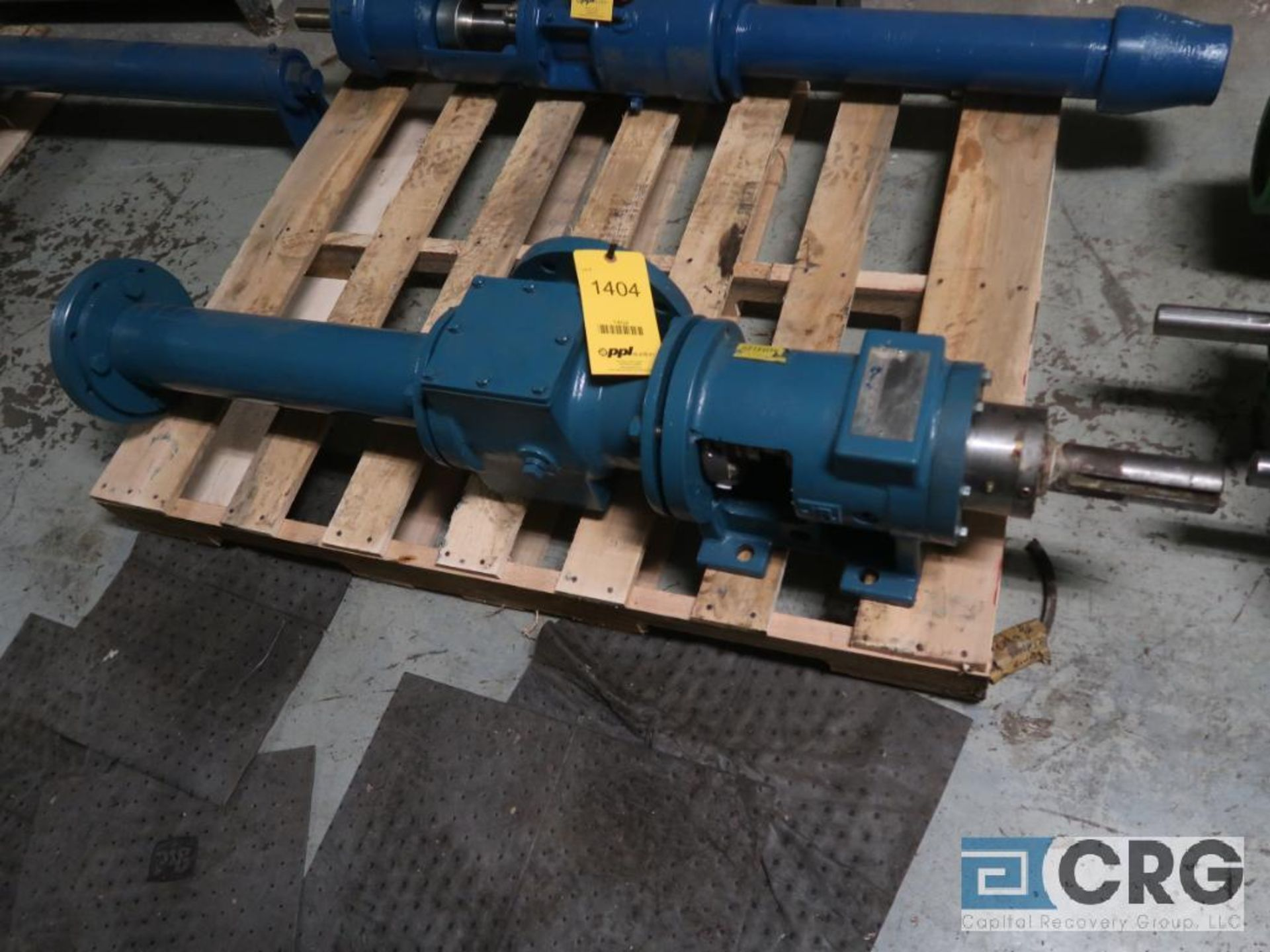 Moyno 2E012G1CDQ3AAA 4 in. progressive cavity pump (Basement Stores)