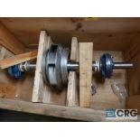 Goulds 3405L impeller assembly, 8 x 10 x 14 (Basement Stores)