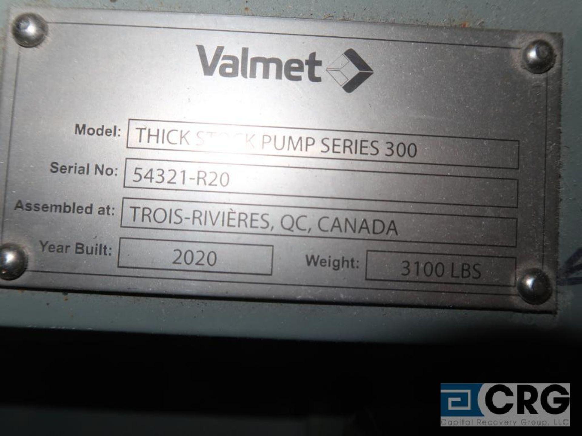 Valmet 54321 R20 stock pump, s/n 2020 (Main Yard) - Image 3 of 3