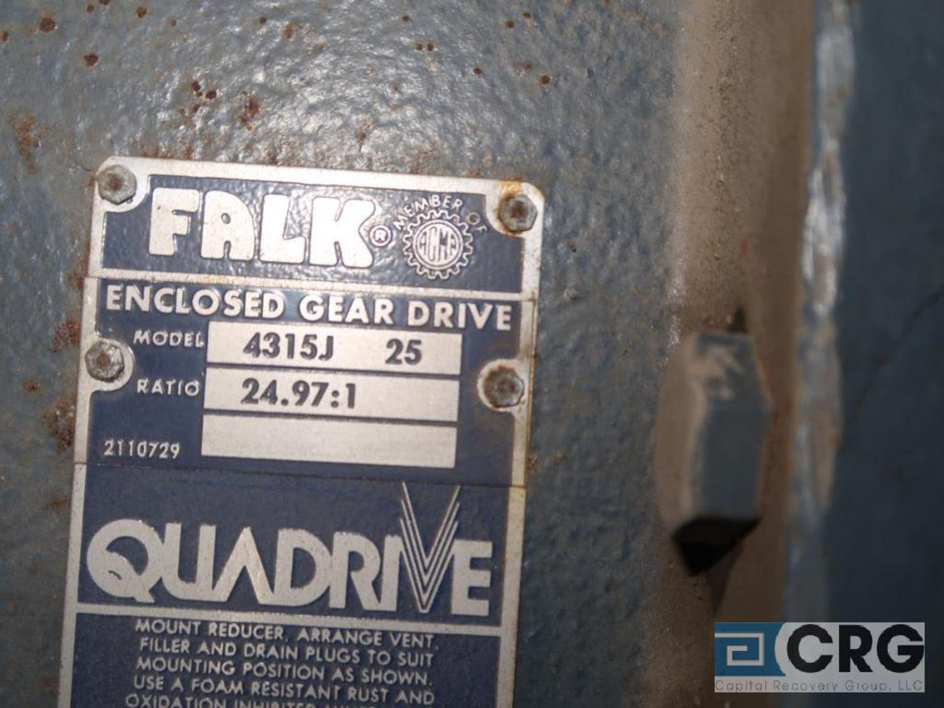 Falk 4315J25 quadrive, ratio-24.97 (Next Bay Cage Area) - Image 2 of 2