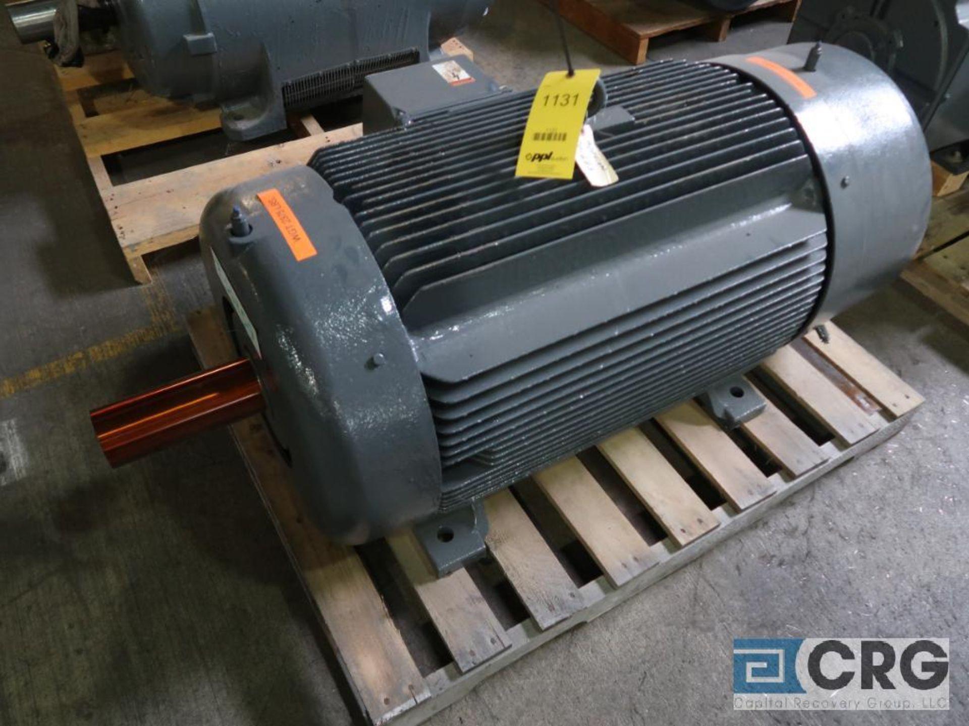 Siemens PE-21 Plus motor, 250 HP, 1,185 RPMs, 460 volt, 3 ph., 449T frame (Finish Building)